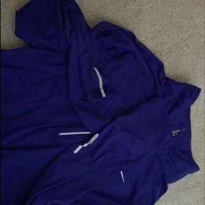 Nike Quarter Zip Duo Dry Long Sleeve